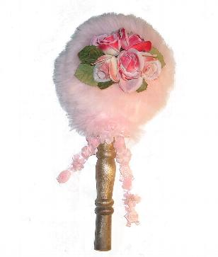Patter Puff Wands With Handle Powder Puffs So Soft You